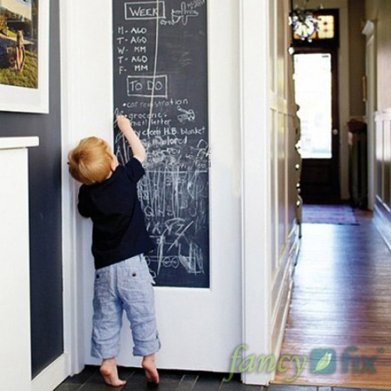 Chalkboard Writing Wall Stickers